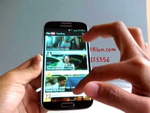 Samsung Galaxy S4 Klon ( Superking )
