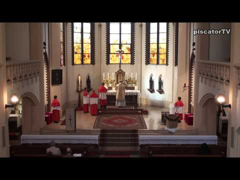 Dominica II post Pascha 08 - Alleluia II - Traditional Latin Mass