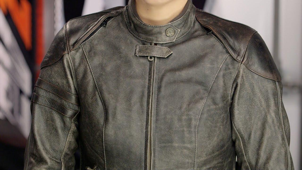 Scorpion leather jackets