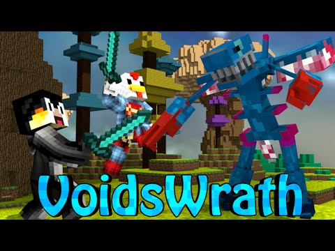 Minecraft Voids Wrath Modded Survival Ep 6 YOUR WORST NIGHTMARE