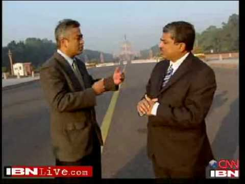 Imagining India By Nandan Nilekani with Rajdeep Sairdesai CNN IBN