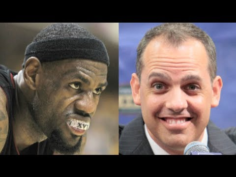 Lebron James vs Frank Vogel Fight!
