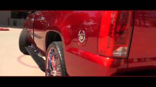 2010 Candy Paint Escalade