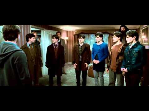 Harry Potter ei Doni della Morte – Il trailer della parte 1 in HD