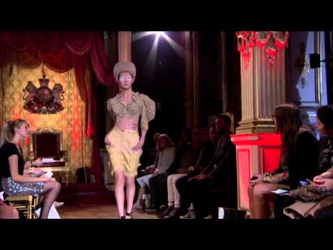 Vivienne Westwood Gold Label SS13 at Paris Fashion Week