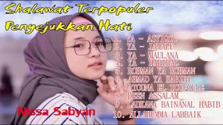 Full Album Nissa Sabyan terlaris 2019