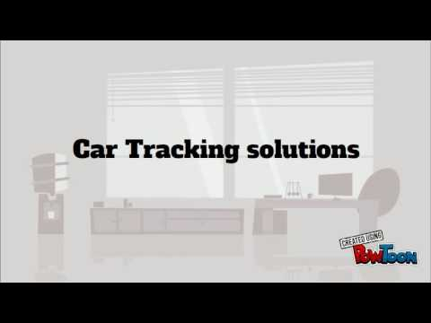 Car Tracking solutions