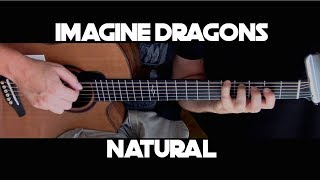Download Lagu Kelly Valleau - Natural (Imagine Dragons) - Fingerstyle Guitar Gratis STAFABAND