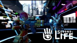 Second Life Destinations: InSilico