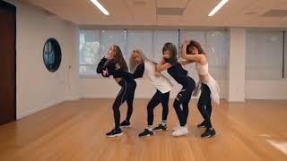 KDA dance practice mirrored