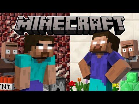 If Herobrine Had A Brother - Minecraft