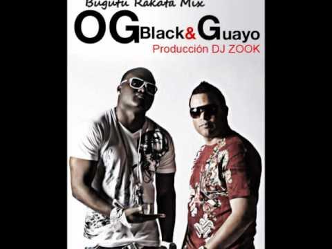 Bugutu Rakata Mix - PROD. DJ ZOOK Www.LosMazRankiaos.coM.wmv