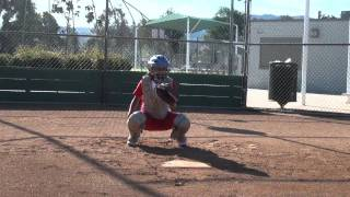 Irene Rivera Softball Skills