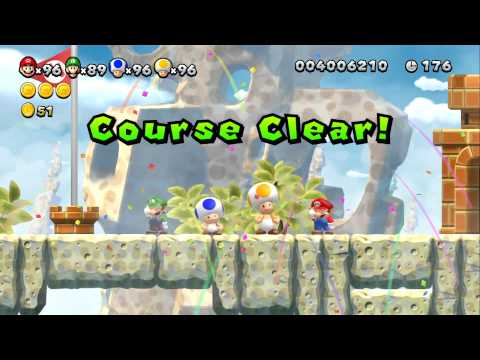 New Super Mario Bros. U - Episode 17