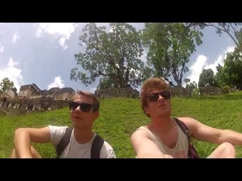 Backpacking South and Central America, our story.