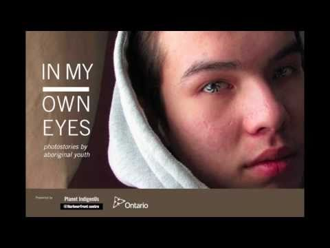 In My Own Eyes: Photostories by Aboriginal Youth