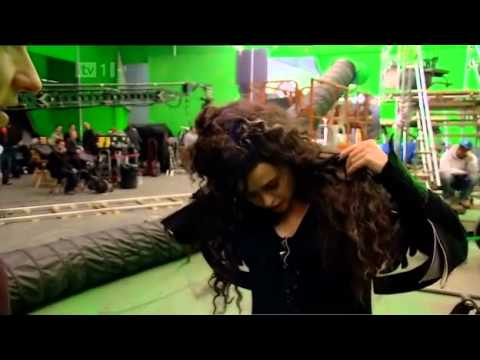 Harry Potter and the Deathly Hallows Part 2 Behind the Magic - Part 1/5