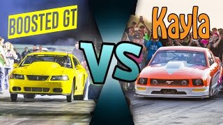 BoostedGT vs Kayla Morton - FINALLY