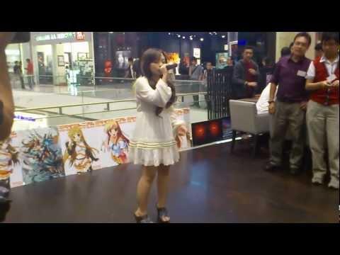 Culture Japan Night Malaysia 2012 - Chelly Performance - Egoist Euterpe