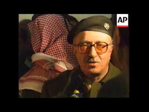 IRAQ: BAGHDAD: UN WEAPONS INSPECTORS CONTINUE WORK