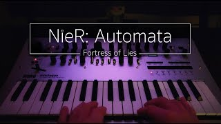 NieR: Automata - Fortress of Lies on Korg Minilogue