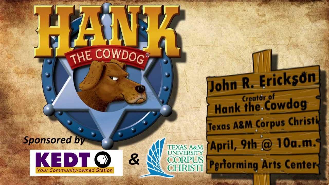 of 'Hank the Cowdog',