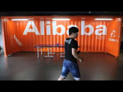 Alibaba sees revenues rise sharply