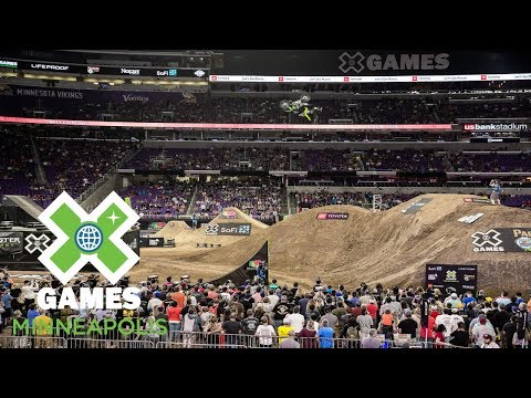 Moto X Freestyle: FULL BROADCAST | X Games Minneapolis 2018