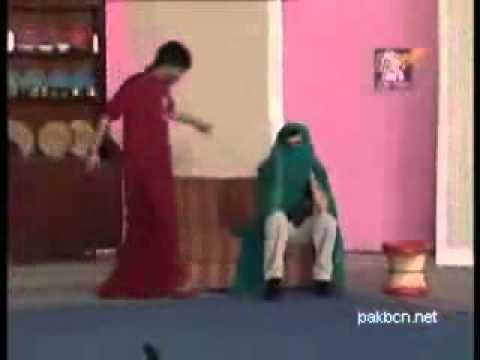 Sajan Abbas Best Funny Video Clip -- Desi Videos video