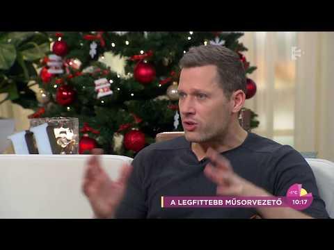 Váczi Gergő: ˝A karácsony nem az önmegtartóztatásról fog szólni…˝ - tv2.hu/fem3cafe
