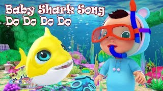 Baby Shark Song Do Do Do Do | Baby Shark Dance | Kachy TV Nursery Rhymes