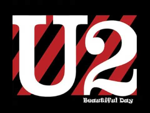 U2 - Beautiful Day (official song)