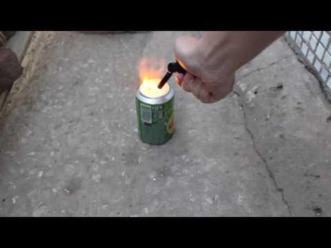 Как сделать ракету из аммиачной селитры видео