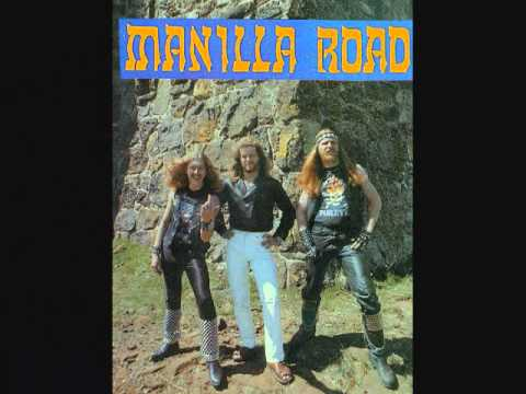 Manilla Road - From Beyond