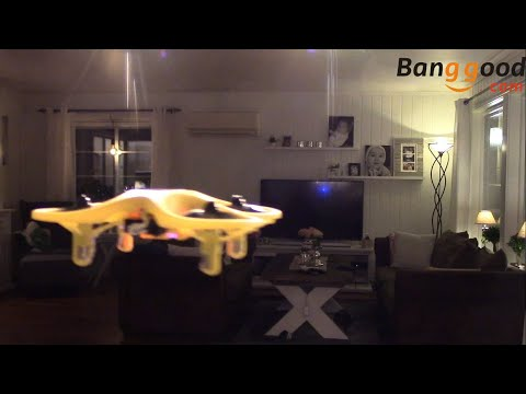 Mirarobot S60 Mini LED/FPV Quadcopter - Drone for beginners - Not an plant killer