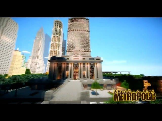 Metropolic.pl | Polski Serwer Minecraft 1.6.1
