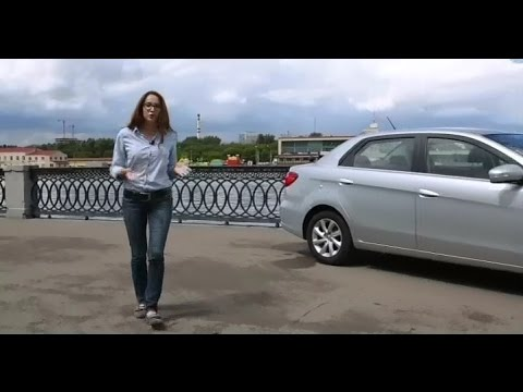 Фирма Dongfeng привезла в Россию седан S30
