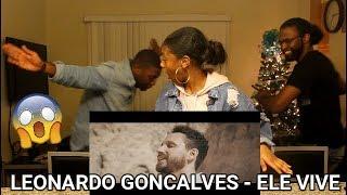 Download Lagu Leonardo Gonçalves - Ele Vive (REACTION) Gratis STAFABAND