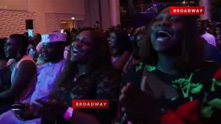 Funnybone, McShakara, Ajebo And Other Comedians Thrill Fans At AY Live 2019