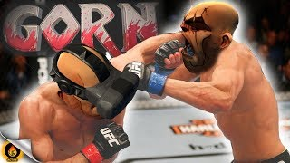 Uncut Skillful MMA/Unarmed Only - GORN VR GLADIATOR COMBAT