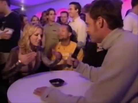 Britney Spears - Top Of The Pops Interview 2002