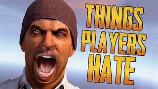 10 Things PlayerUnknown's Battlegrounds Players HATE