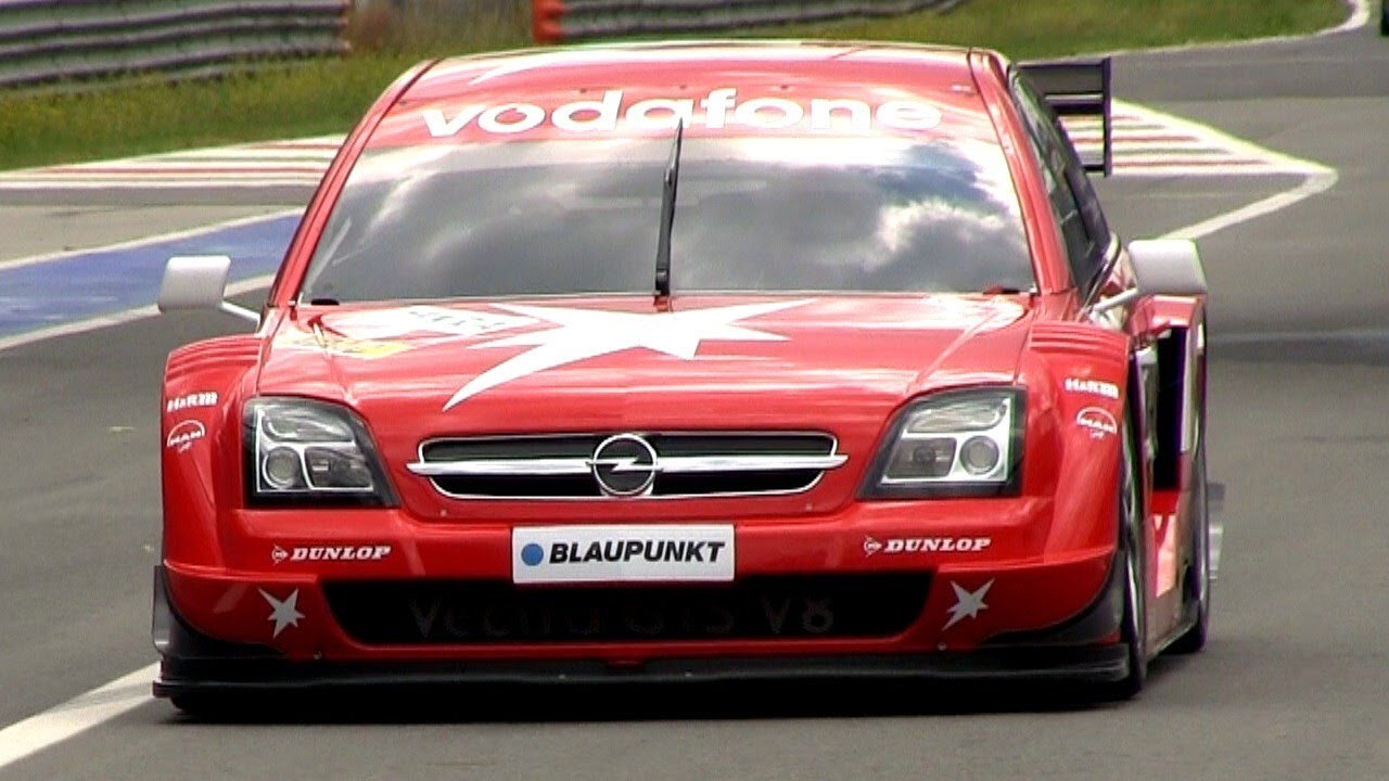 2004 opel vectra gts v8 dtm warm up sound in action. Black Bedroom Furniture Sets. Home Design Ideas