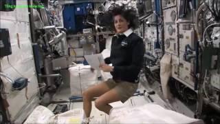 Cuộc sống trên trạm vũ trụ iss