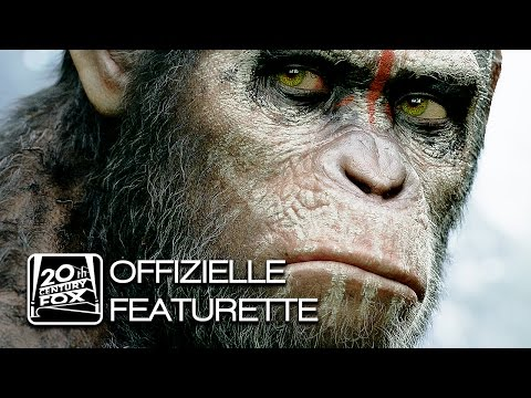 Planet der Affen - Revolution | Caesars Geschichte | Featurette Deutsch HD