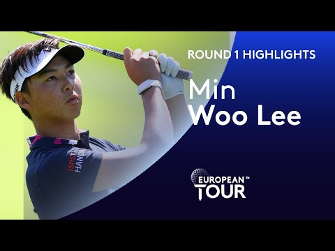 Min Woo Lee co-leads after 64 | Round 1 Highlights | English Championship