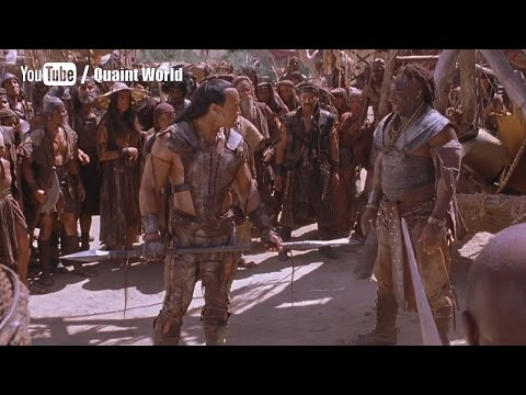 Download Lagu The Rock Vs Michael Clarke Duncan Fight Scene | Dwayne Johnson The Scorpion King Movie Clips MP3 Free
