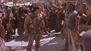 The Rock Vs Michael Clarke Duncan Fight Scene | Dwayne Johnson The Scorpion King Movie Clips