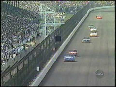2001 Chevrolet Monte Carlo Brickyard Pace Car. 1996 NASCAR Brickyard 400
