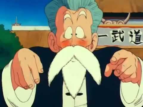 Estilo Borracho de Jackie Chun (Maestro Roshi)